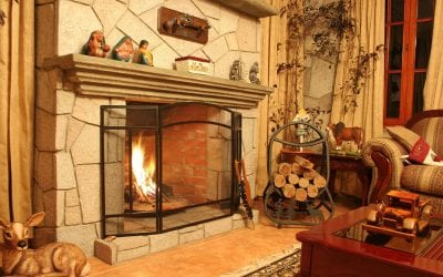 10 Ways to Keep Your Fireplace Safe This Winter